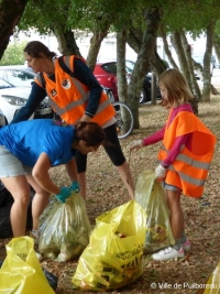 Opération World Clean Up Day - Septembre 2019